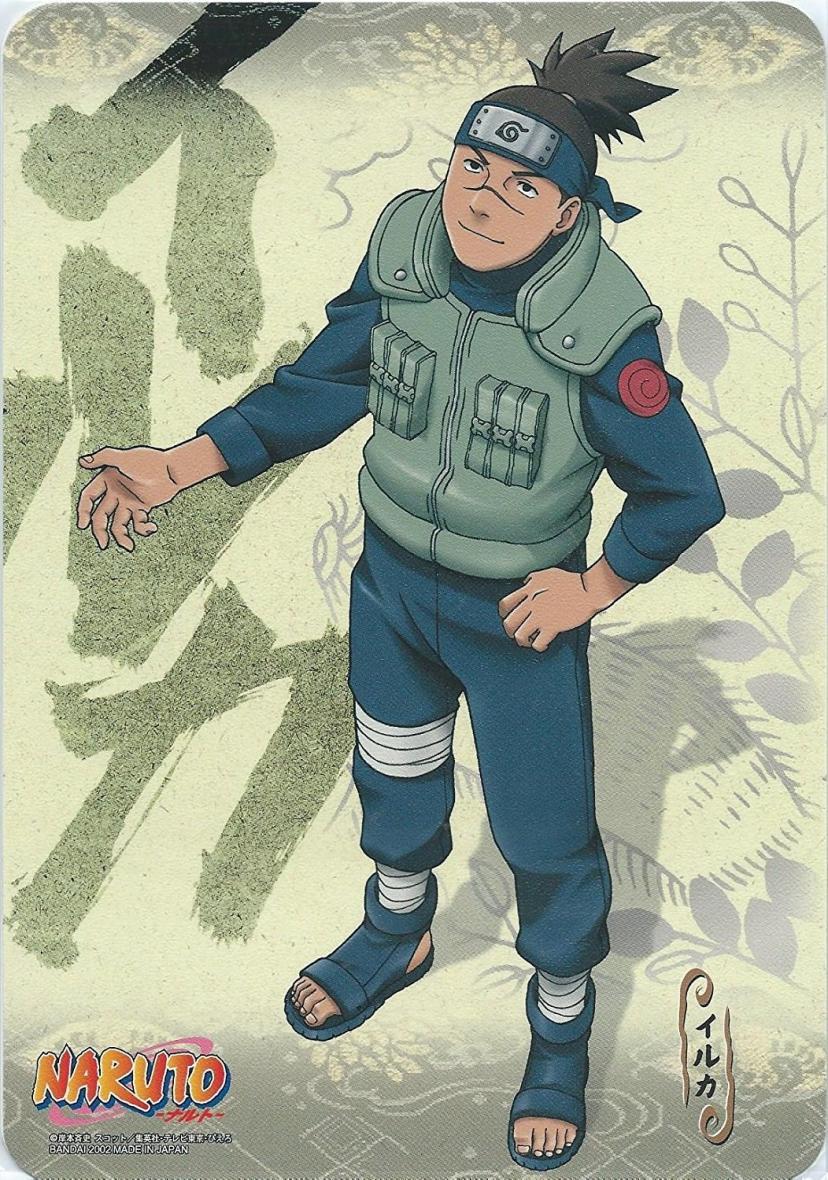 Naruto ナルト 木ノ葉隠れの里の中忍一覧 Ciatrシアター
