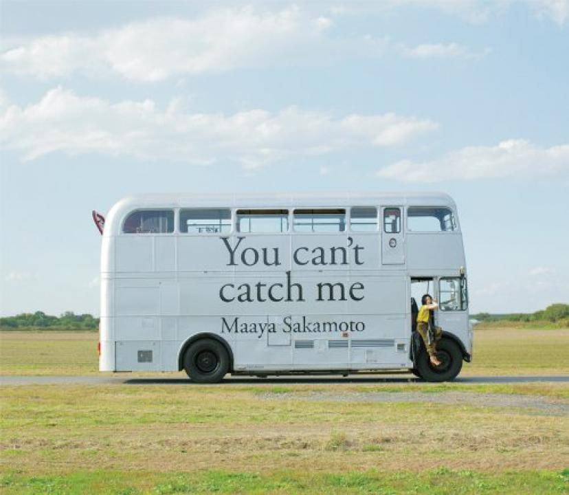 坂本真綾 You can't catch me
