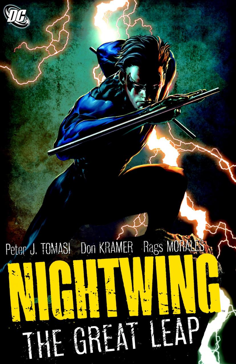 Nightwing: The Great Leap (Nightwing (Graphic Novels))