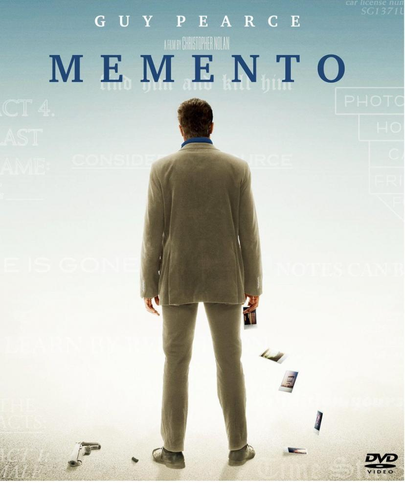 Memento (DVD Region ALL) Jorja Fox, Guy Pearce Brand New Factory Sealed