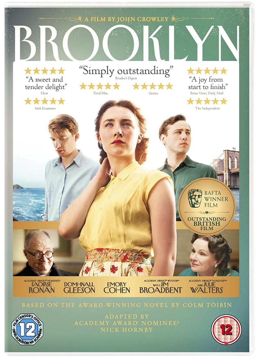 Brooklyn [DVD] [2015]