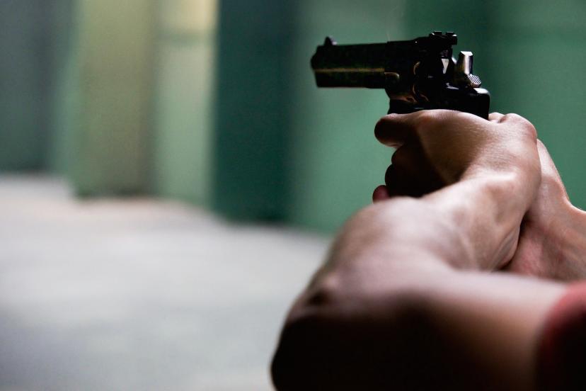 銃 フリー画像