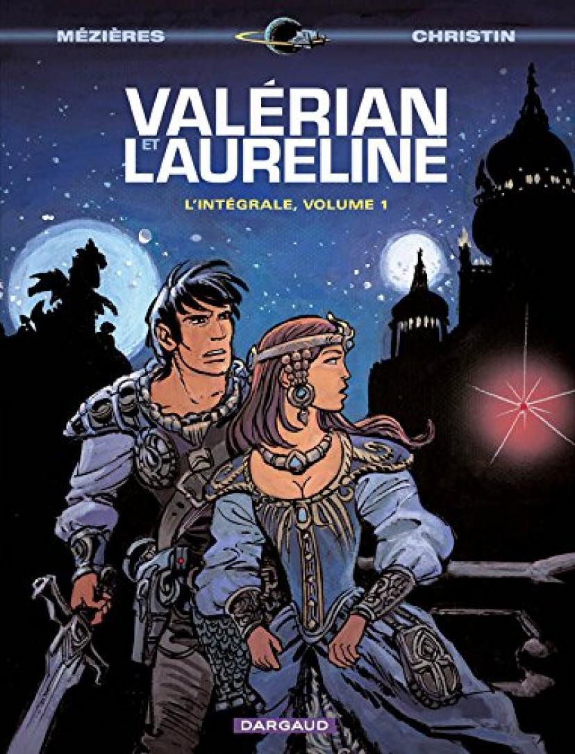 ヴァレリアンとローレリーヌ