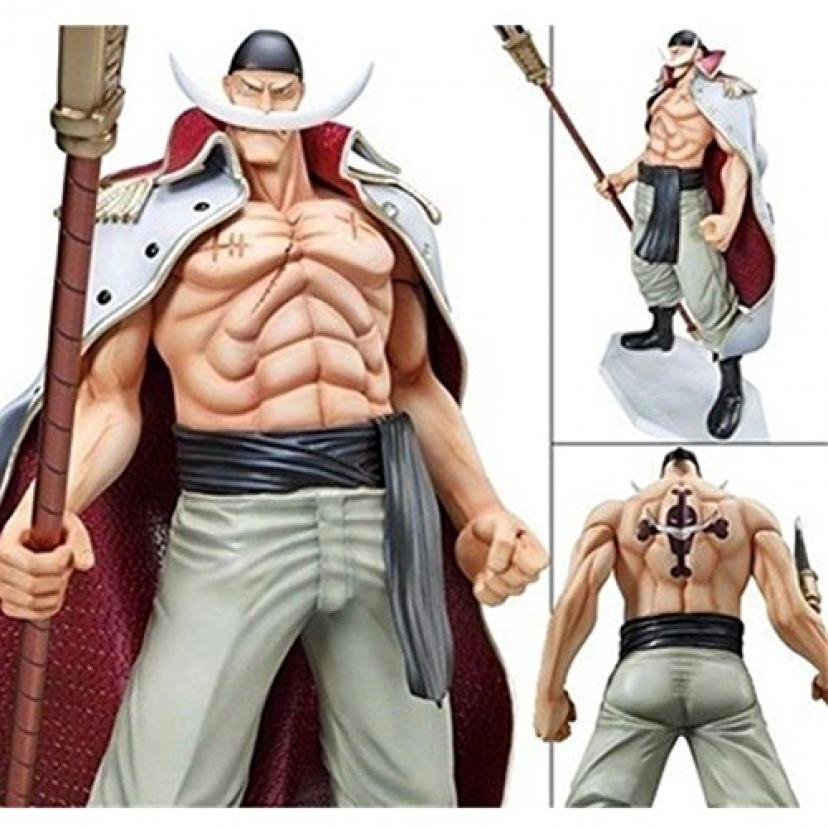 ONE PIECE/ワンピース/フィギア/白ひげ/Anime One Piece POP Whitebeard Edward Newgate 1/8 Completed PVC Figure New Box