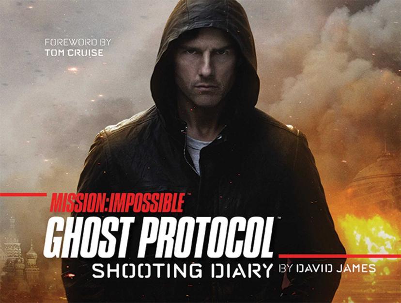 『ミッション:インポッシブル/ゴースト・プロトコル』トムクルーズ