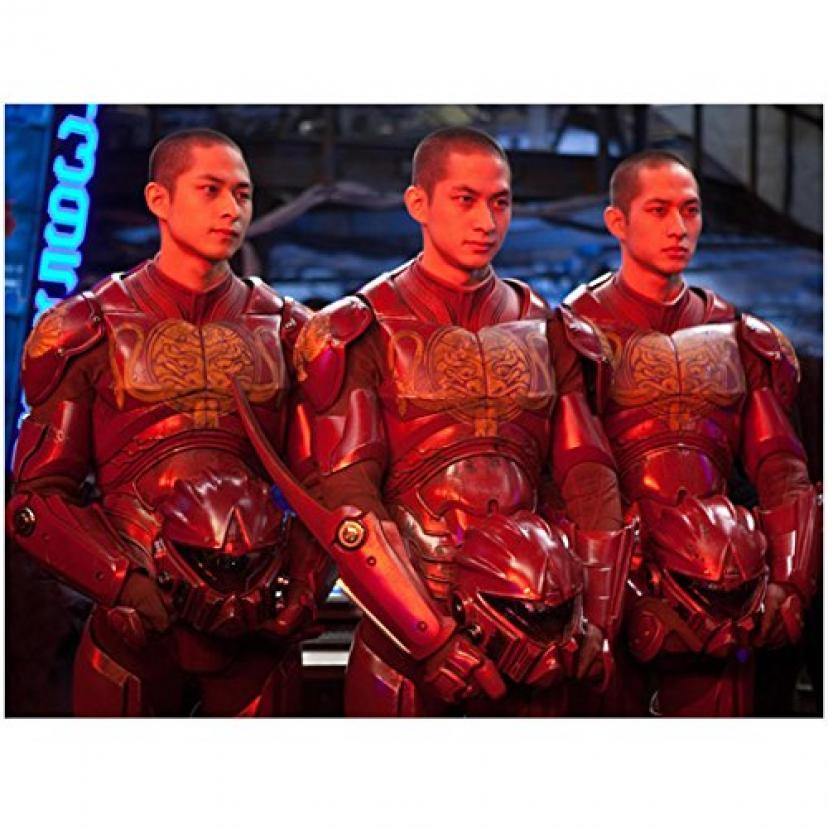 『パシフィック・リム』タン3兄弟