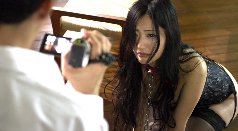『私の奴隷になりなさい』 Blu-ray&DVD好評発売中 ディレクターズ・カット BD¥6,300(税抜)  DVD¥5,800(税抜)