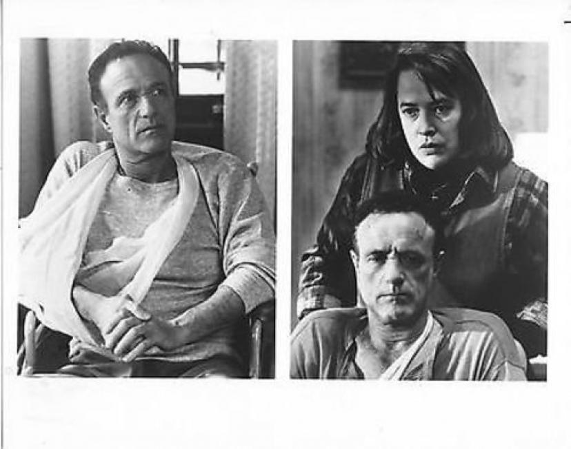 ジェームズ・カーン、キャシー・ベイツ『ミザリー』