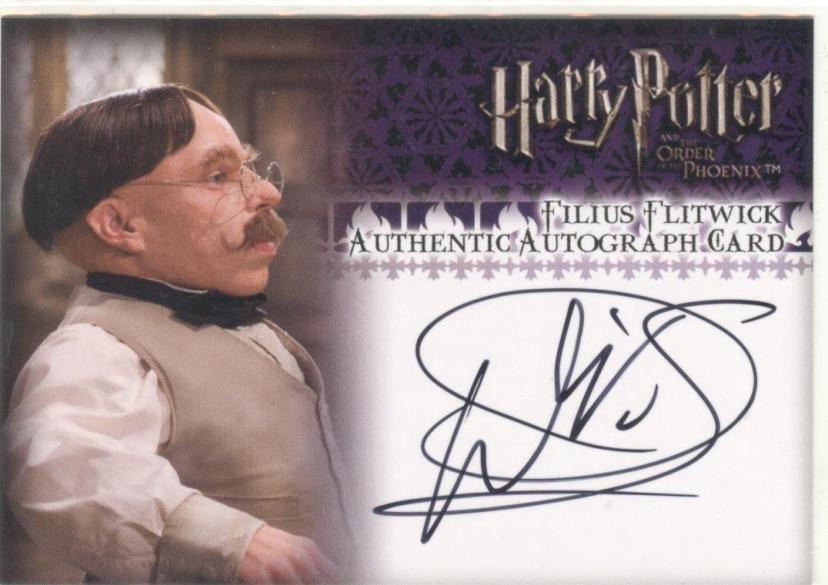 フリットウィック先生 ハリー・ポッター