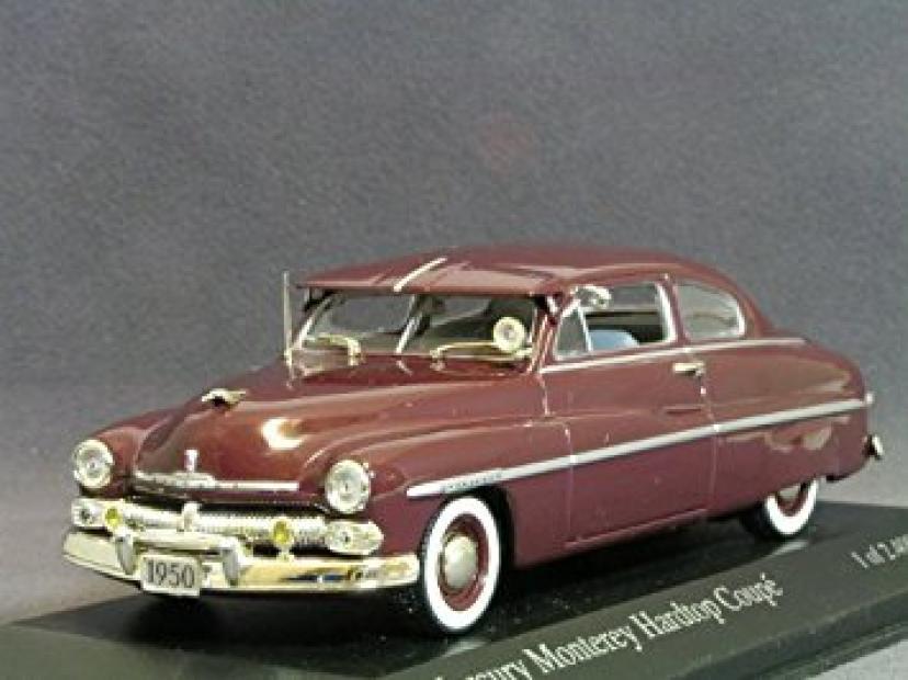 1/43 マーキュリー 〓 モントレー ハードトップ クーペ 1950年 〓 Mercury
