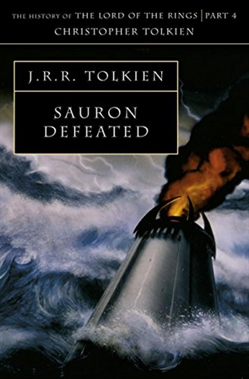 Sauron Defeated by Christopher Tolkien