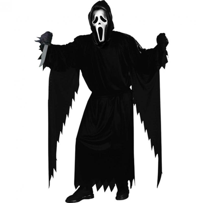 Ghost Face Adult Costume ゴーストフェイス大人の衣装は