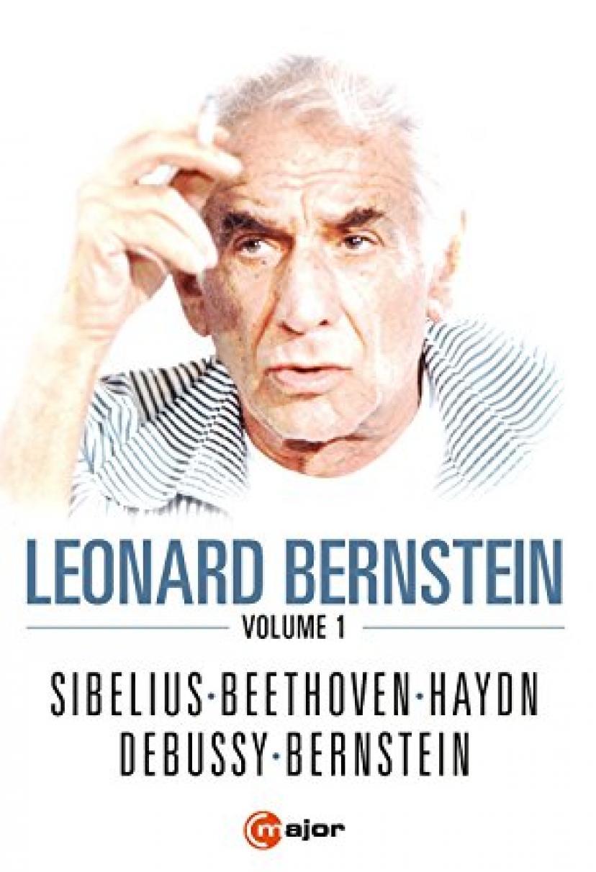 レナード・バーンスタイン 生誕100周年 記念DVDボックス (Leonard Bernstein Volume 1 / Sibelius | Beethoven | Haydn | Debussy | Bernstein) [6DVD BOX] [輸入盤] [Limited Edition]