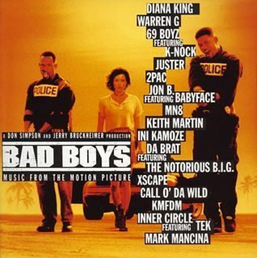 BAD BOYS(サントラ)