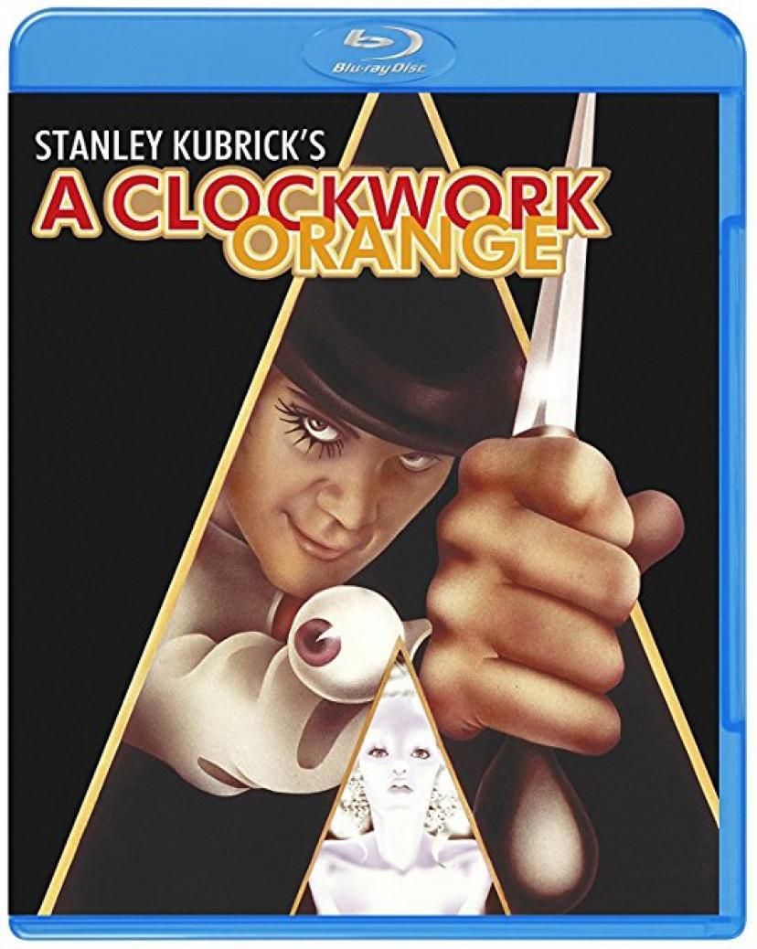 『時計じかけのオレンジ』Blu-ray