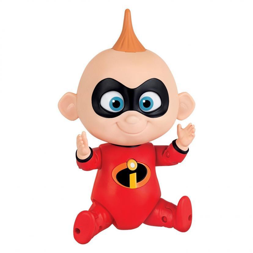 The Incredibles 2 Jack-Jack Parr インクレディブル 2 ジャックジャックパー英語でトーキングアクションフィギュア [並行輸入品]