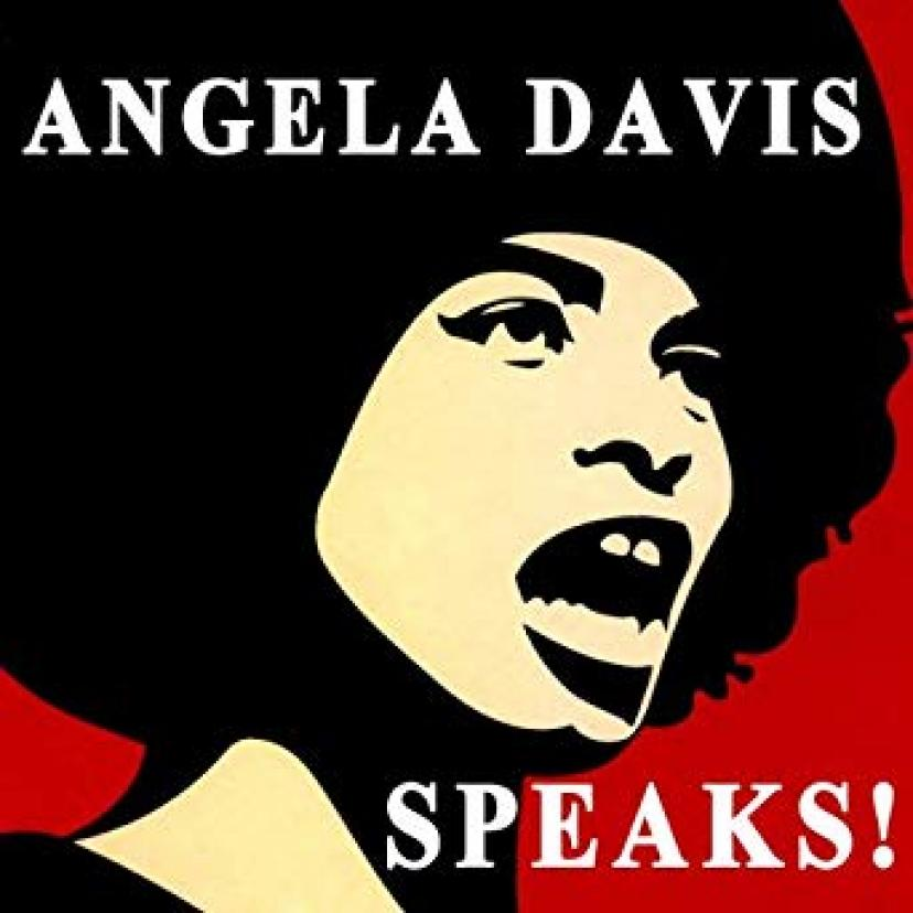 angela davis speaks