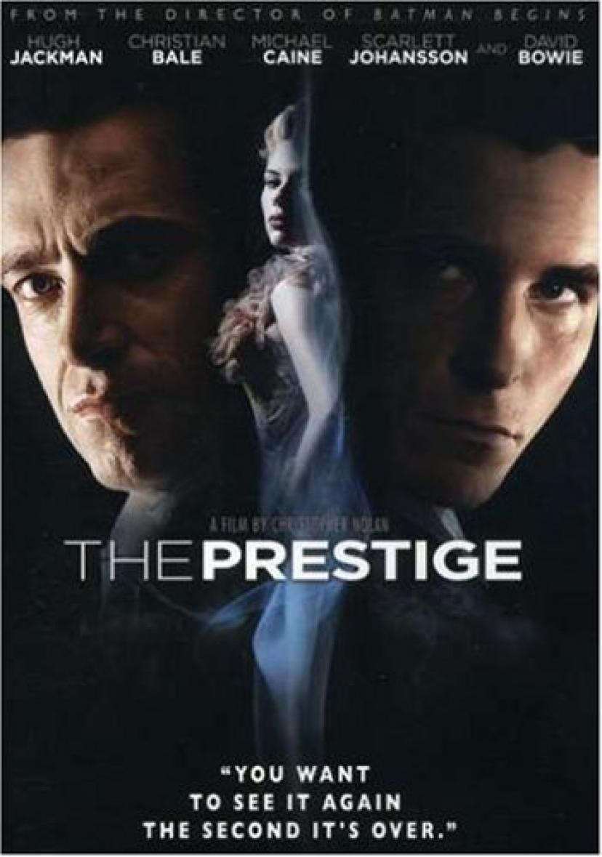 プレステージ DVD