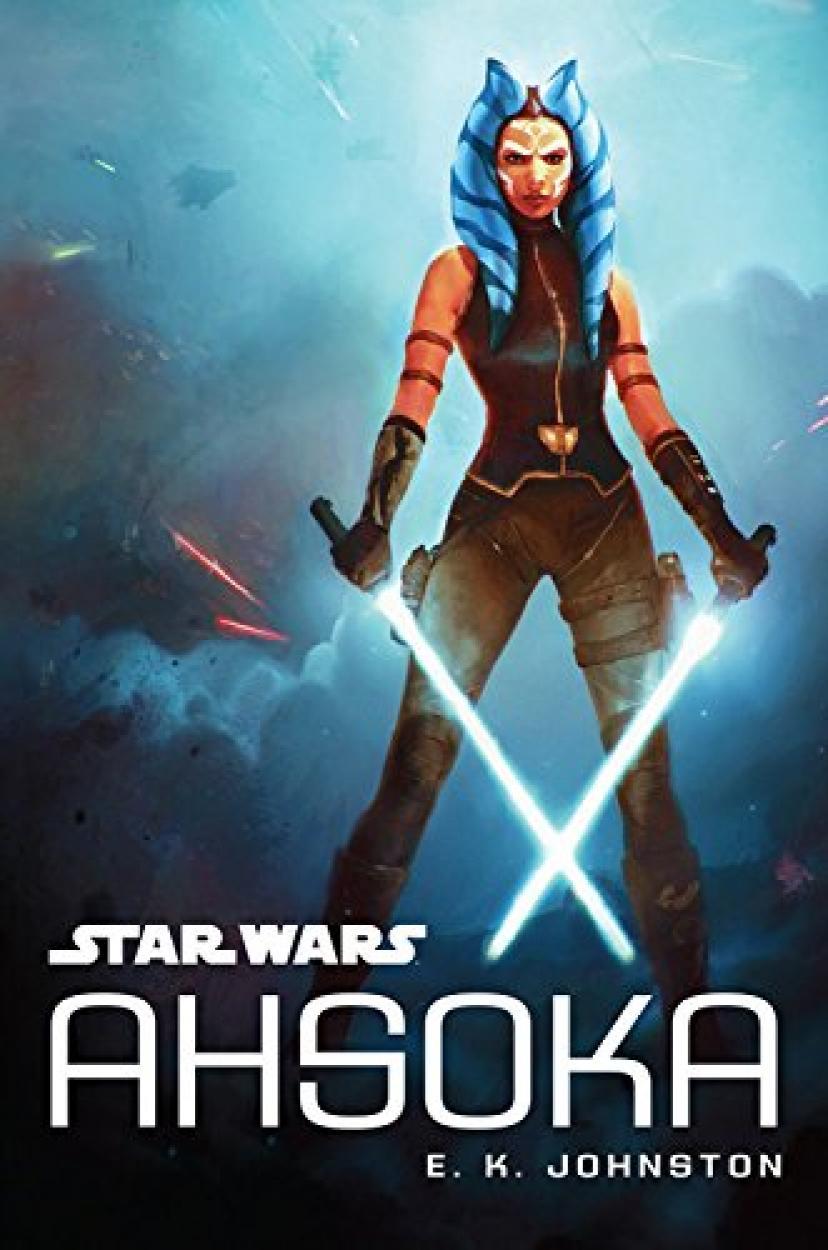 Star Wars Ahsoka Hardcover – October 11, 2016