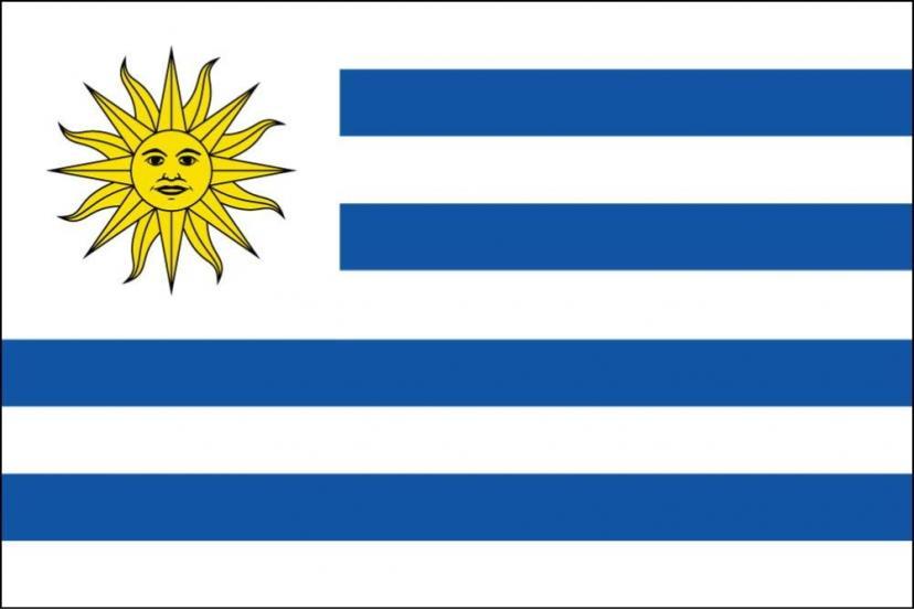 ウルグアイ 国旗