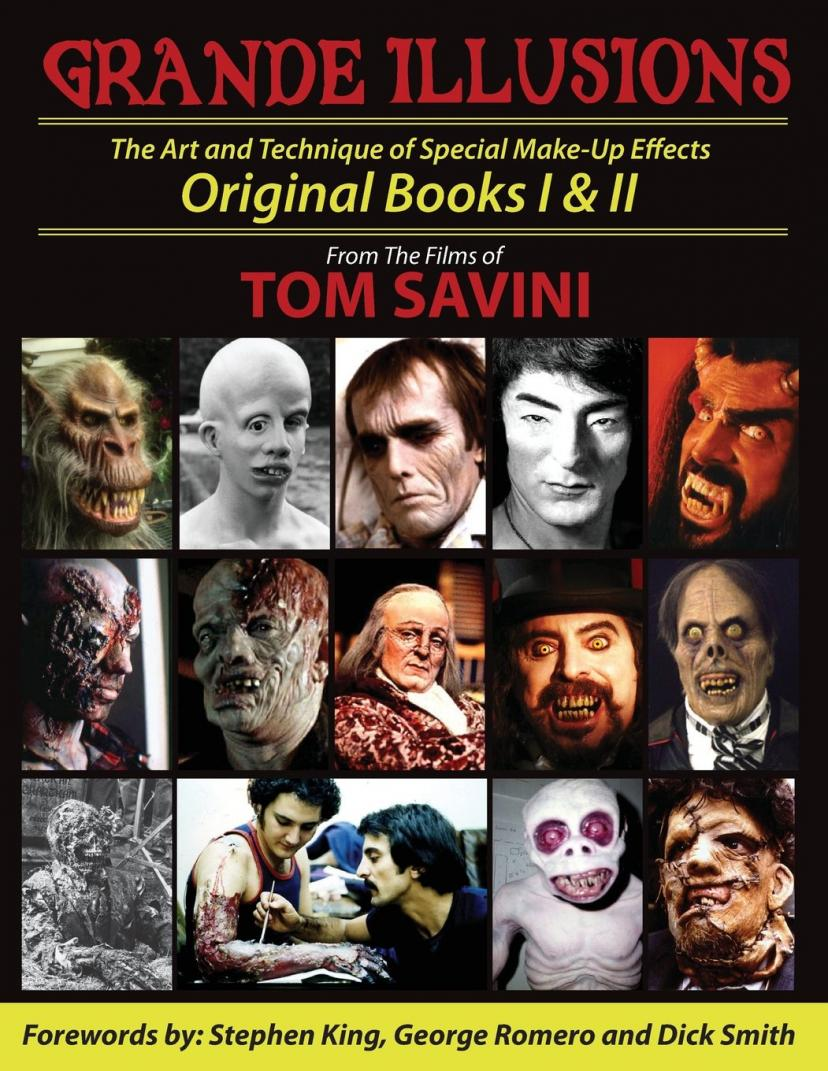 Grande Illusions Books I & II: The Art and Technique of Special Make-up Effects