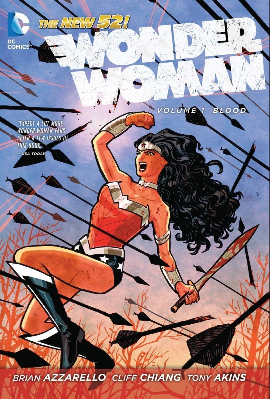 ワンダーウーマン(New 52)