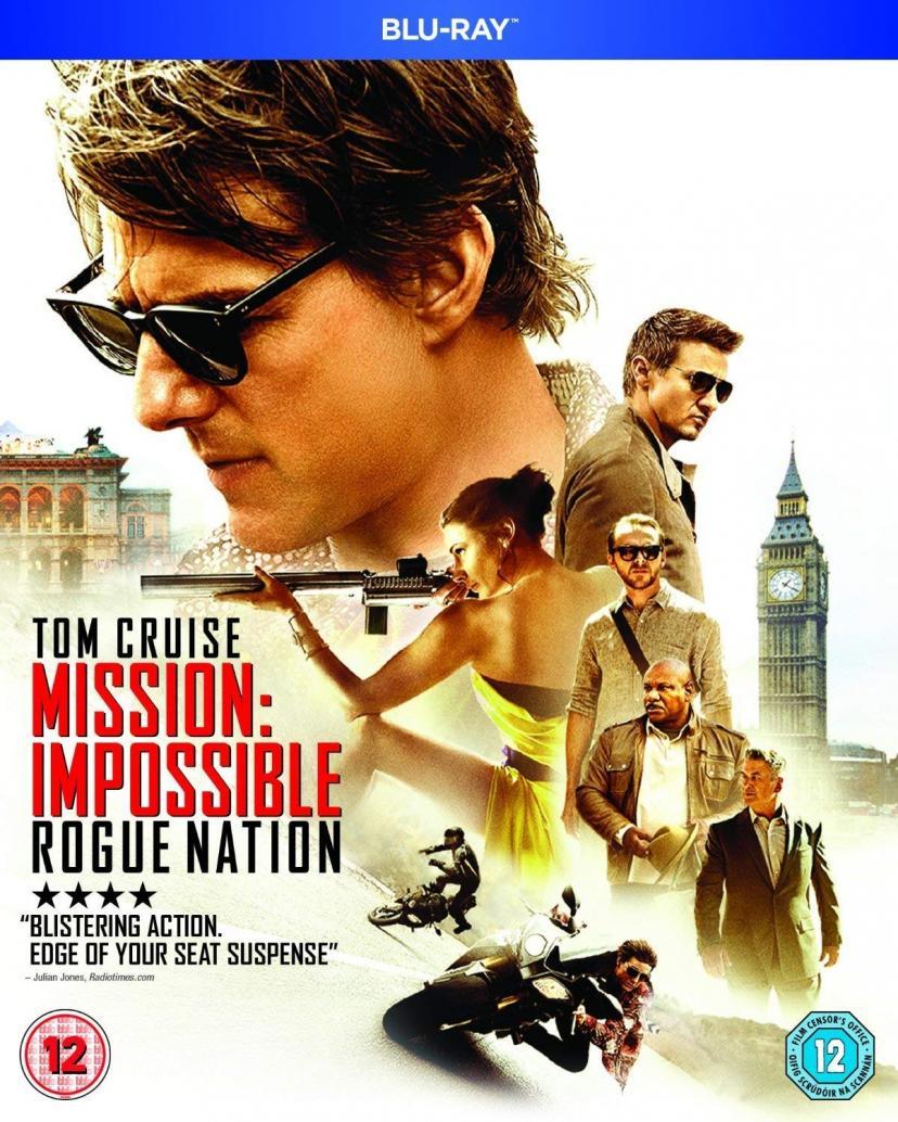 『ミッション:インポッシブル/ローグ・ネイション』