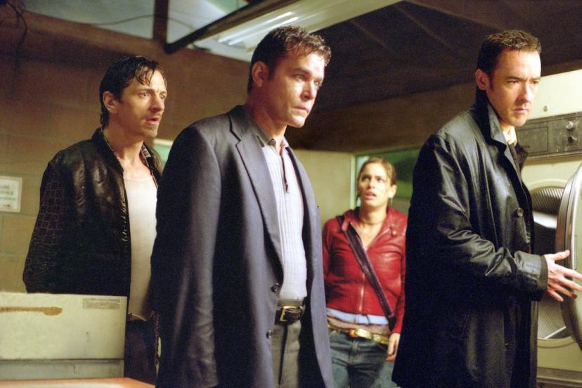 アイデンティティー(2003)