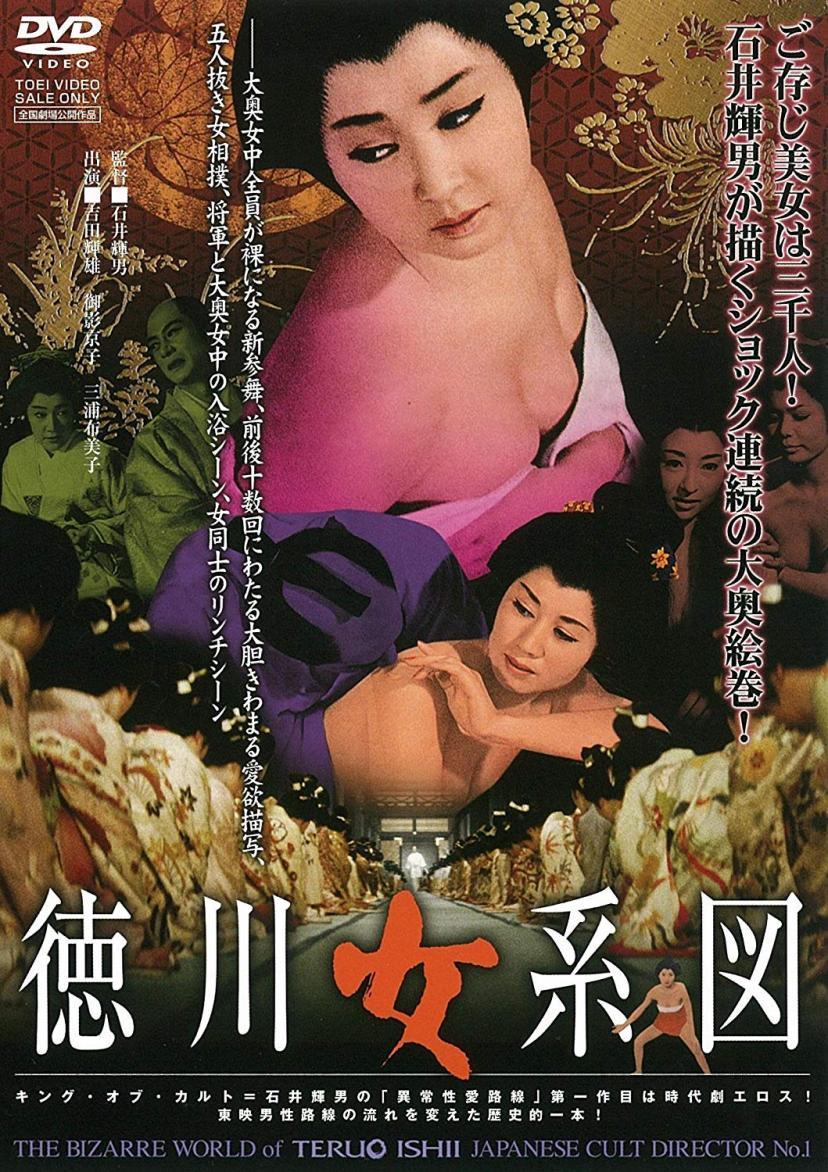 徳川女系図 [DVD]