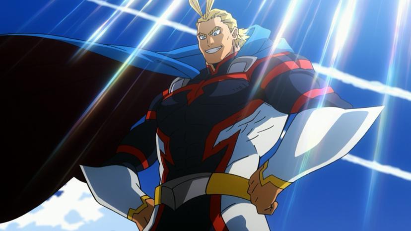 『僕のヒーローアカデミア THE MOVIE 〜2人の英雄〜』
