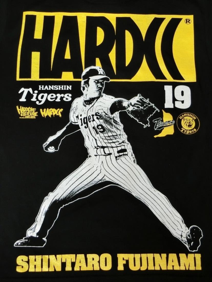 阪神タイガース×ハードコアチョコレート(#19 藤浪晋太郎)