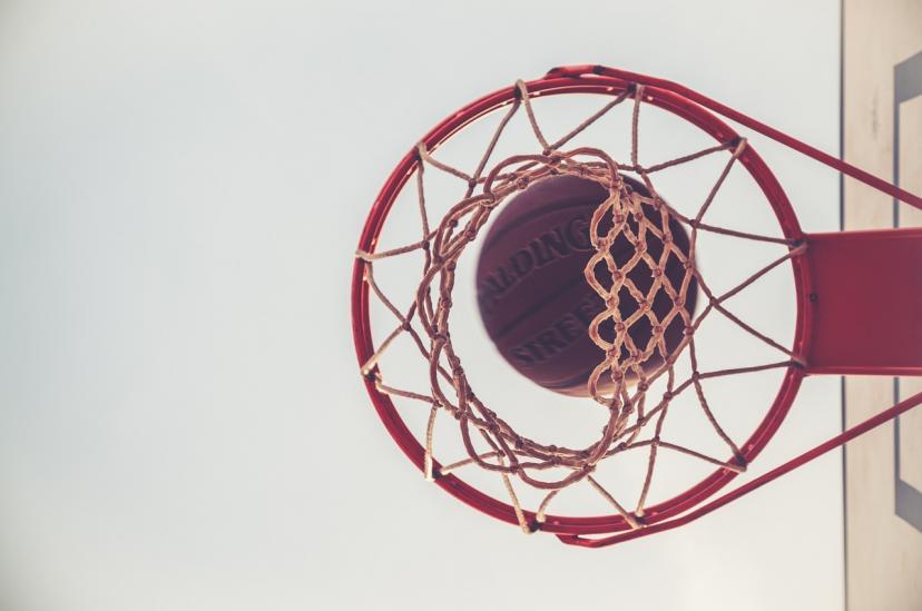 バスケ フリー画像