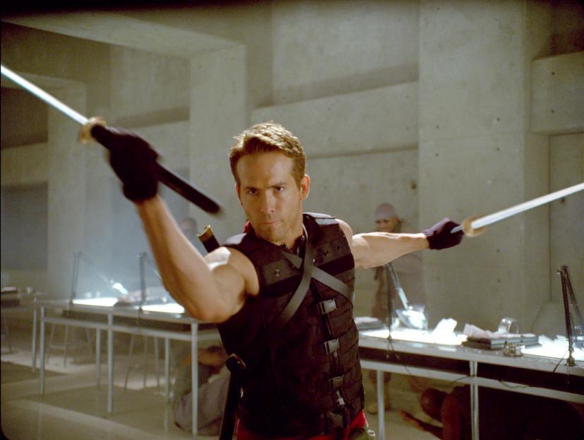 X-MEN ZERO ライアン・レイノルズ