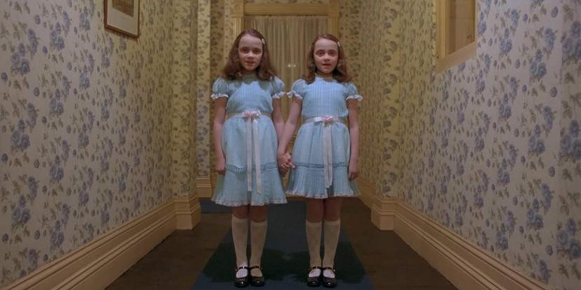 シャイニング 双子