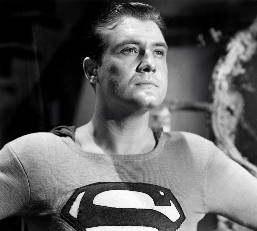 ジョージ・リーヴス 2代目スーパーマン