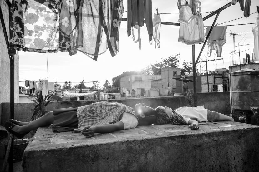 Netflixオリジナル映画 『ROMA/ローマ』 12月14日全世界同時ストリーミング