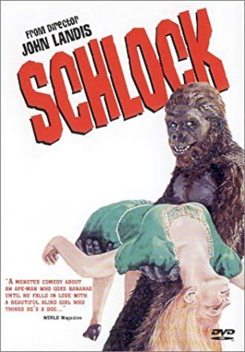 Schlock by Starz / Anchor Bay