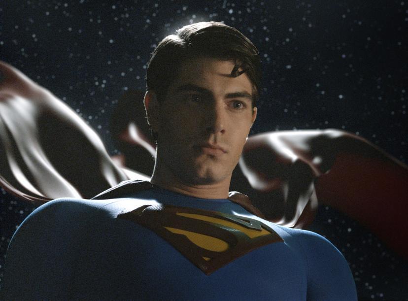ブランドン・ラウス 7代目スーパーマン