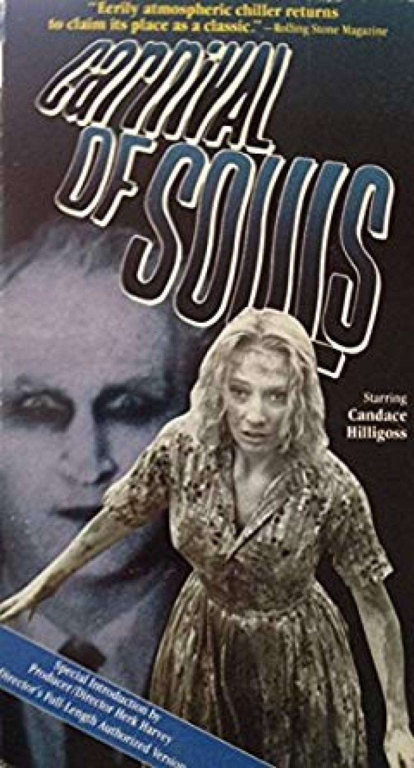 Carnival of Souls VHS