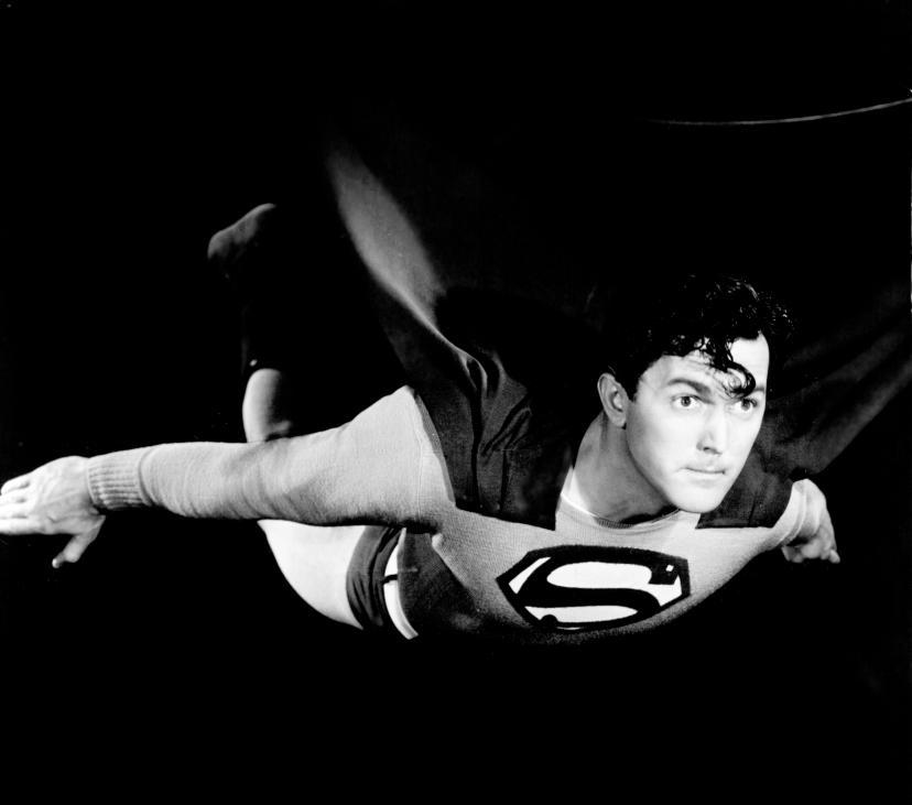 カーク・アリン 初代スーパーマン