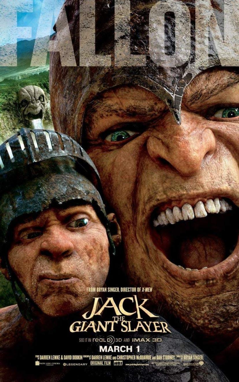 ジャックと天空の巨人 FALLOW