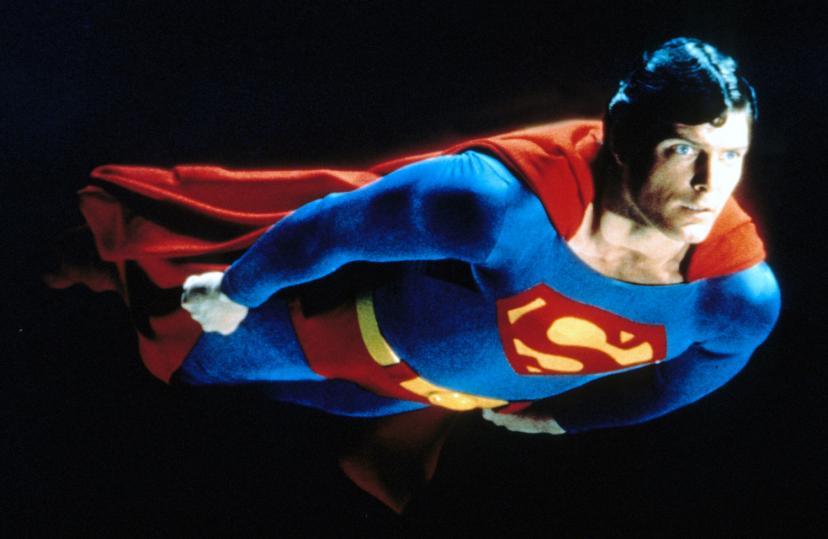 クリストファー・リーヴ 4代目スーパーマン