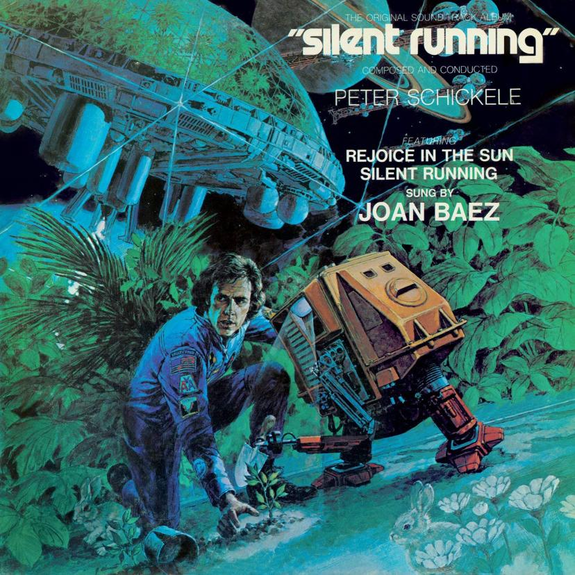 Silent Running (Green Vinyl) [Analog]