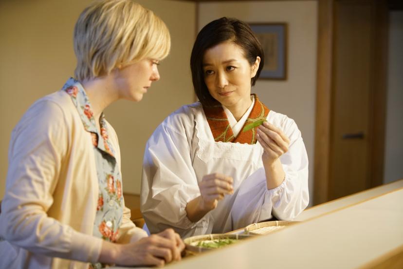 「食べる女」 鈴木京香