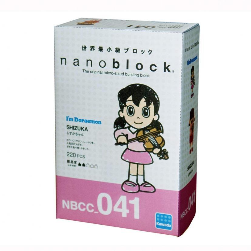 ナノブロック しずかちゃん NBCC_041