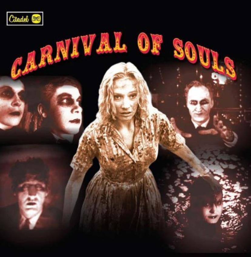 "Original Motion Picture Soundtrack ""Carnival of Souls"""