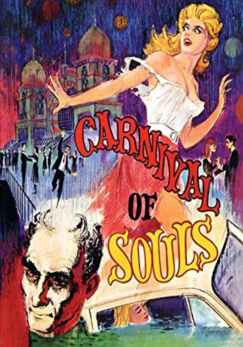 Carnival of Souls POSTER Movie (27 x 40 Inches - 69cm x 102cm) (1962) (Style B)