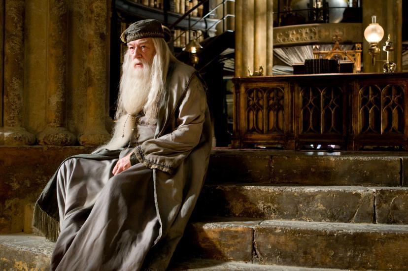 ハリー・ポッターと謎のプリンス ダンブルドア