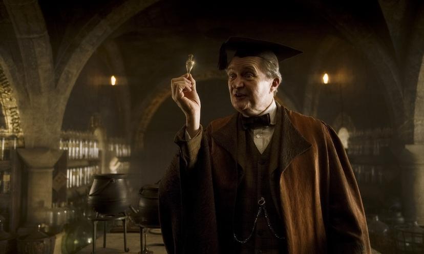 スラグホーン ハリー・ポッターと謎のプリンス