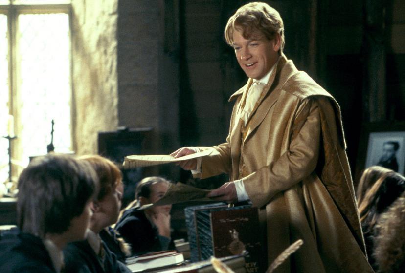 ロックハート ハリー・ポッターと秘密の部屋